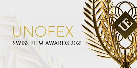UNOFEX Swiss Film Awards 2021 tickets