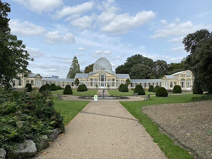 London Gardens: Botanic to Urban image