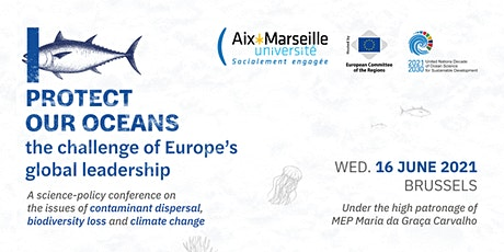 Protect our oceans: the challenge of Europe's global leadership entradas
