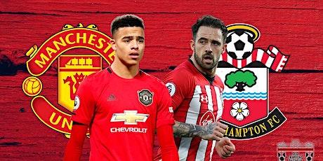 [[StREamS@//Live]]:- Southampton v Man. United LIVE ON EPL 2021 tickets