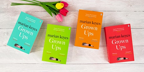 Marian  Keyes & Chris Brookmyre  in  conversation  with Jude Rodgers tickets
