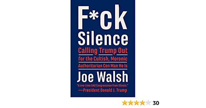 Joe Walsh about current challenges for the GOP, Trump and post-election USA image