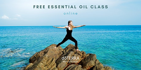 Introduction to Essential Oils - FREE Online Class tickets