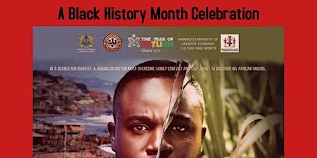 Award Winning film JOSEPH - A Black History Month Celebration tickets