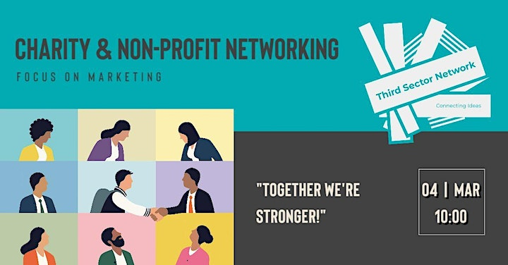 Charity & Non-Profit Networking - Focus on Marketing image