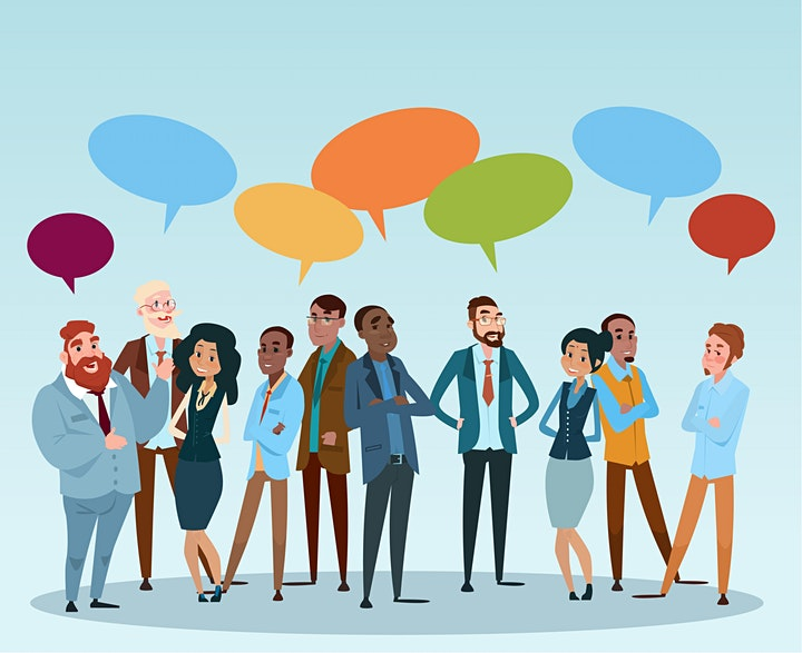 Non-Profit Networking - Focus on Community Engagement image