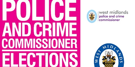 West Midlands Police and Crime Commissioner Hustings tickets