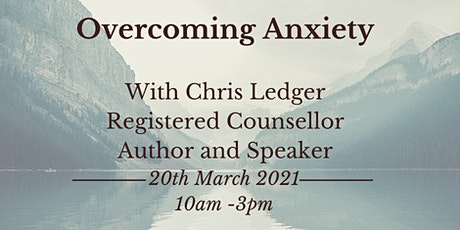 Anxiety and Stress Teaching Day tickets
