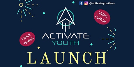 Activate Youth Launch tickets