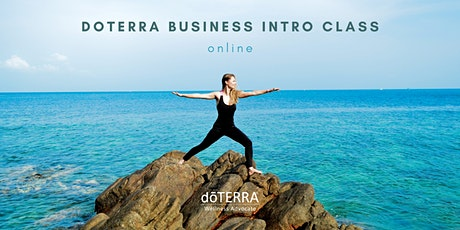 Sharing doTERRA Essential Oils to Earn Extra Income - Online Class tickets