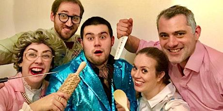 The Great British Bloodbath  - a hair raising, fundraising murder mystery! tickets
