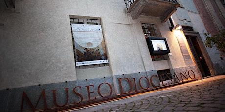 PRENOTAZIONE per ingresso al Museo Diocesano tickets