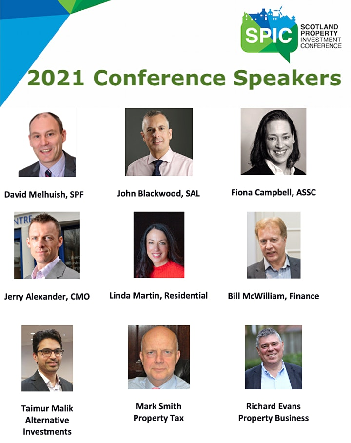 Scotland Property Investment Virtual Conference 2021 image