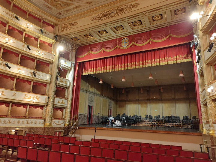 SIPARIO - The Intangible of Performing Arts: Researches on Opera Houses image