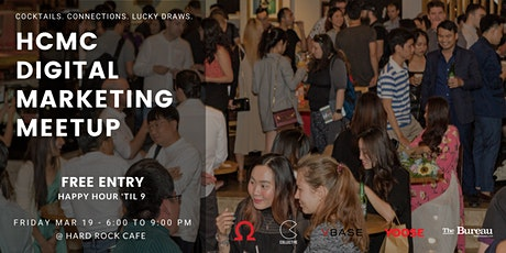 HCMC Digital Marketing Meetup tickets