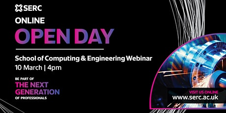 SERC School of Computing and Engineering Q&A Session tickets