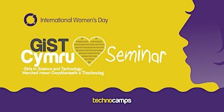GiST Seminar | International Women's Day Special tickets