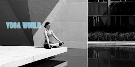 Yoga World 365 - Good Morning Yoga Vinyasa Flow tickets
