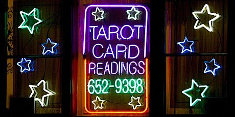 Wkly Wed. Nite Zoom Celebrity Psychic Tarot Party Love Workshop tickets