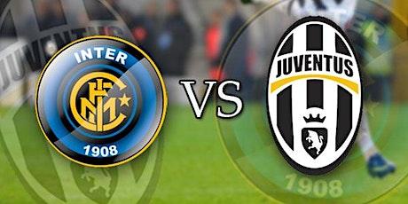 STREAMS@!. Internazionale - Juventus in. Dirett Live 2021 biglietti