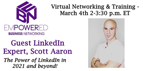 3.4.21 EBN Virtual Networking & Training Event tickets
