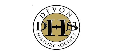 Tourism and Leisure in 1920s Devon tickets