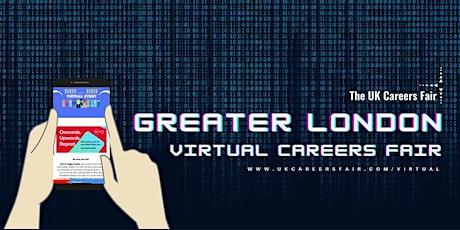 Greater London Virtual Careers Fair tickets