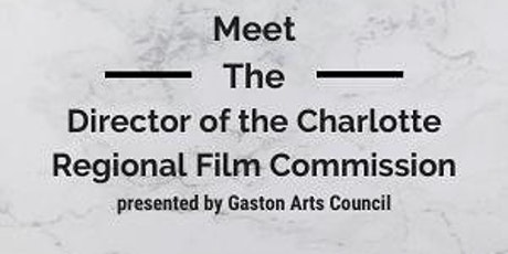 Conversation with Beth Petty, Director, Charlotte Regional Film Commission tickets