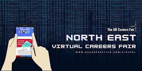 North East Virtual Careers Fair tickets