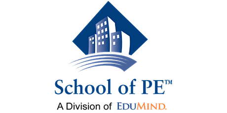 Introducing the School of PE' s FE Exam Mechanical Review Course tickets