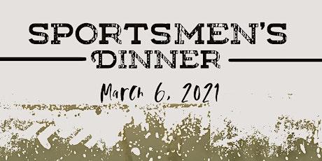 Sportsmen's Dinner tickets
