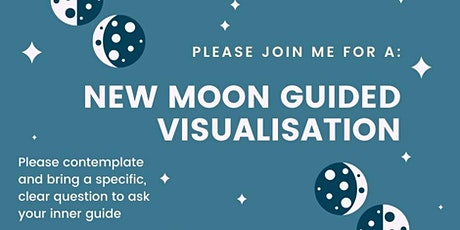New moon guided visualisation tickets