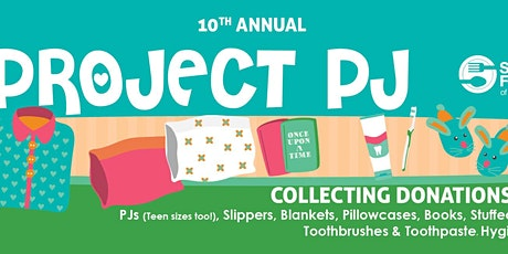 SeaGate Food Bank's 10th Annual Project PJ tickets