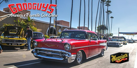Goodguys 20th Meguiar's Del Mar Nationals tickets