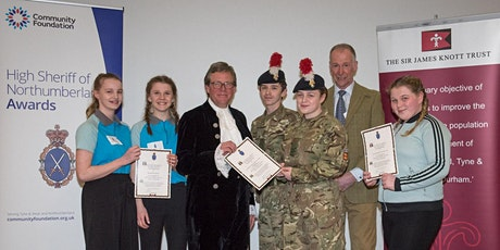 High Sheriff of Northumberland Awards - Virtual Ceremony tickets
