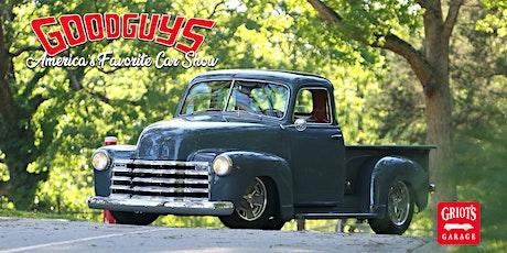 Goodguys 6th Griots Garage North Carolina Nationals tickets