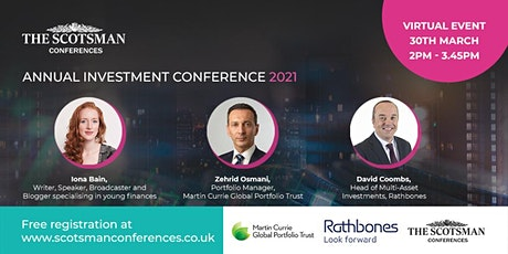 Annual Investment Conference 2021 tickets