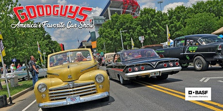 Goodguys 15th BASF Nashville Nationals tickets