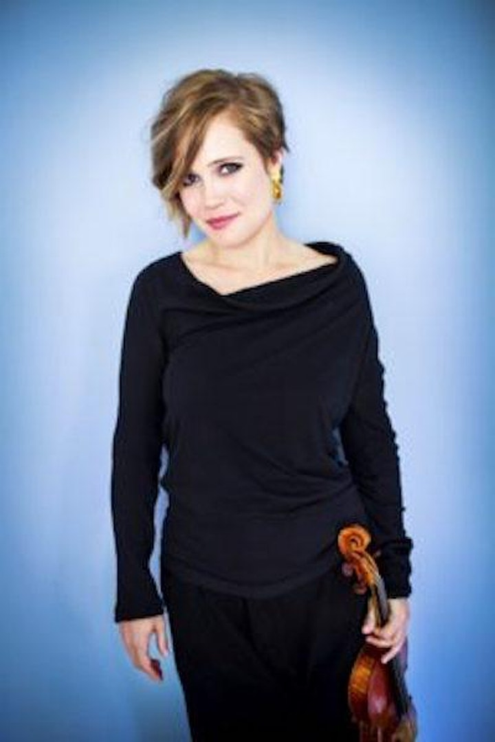 The Condo Concerts-Leila Josefowicz, violin image