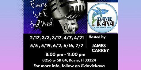 KARAOKE @ DAVIE KAVA tickets