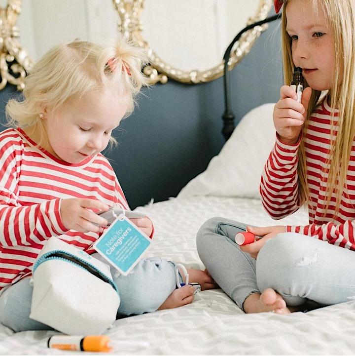 Afbeelding van Online masterclass Kinderen & Essentiële oliën