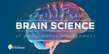 Explore the Brain Science of Performance Management tickets