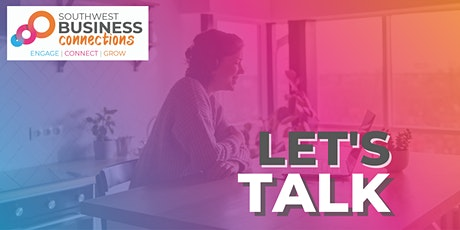 SWB Connections  - Let's Talk tickets