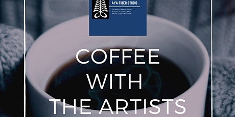 Coffee with The Artist- tickets