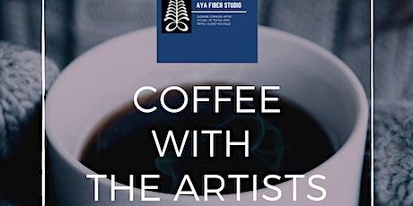 Coffee with The Artist- biglietti