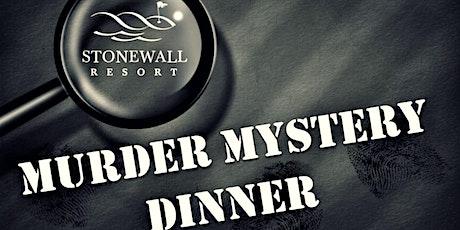 '90s Murder Mystery Dinner tickets