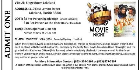 Classic Dinner & A Movie Night Presented by Stage Room Lakeland tickets