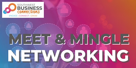 SWB Connections -  Meet & Mingle Online Networking tickets