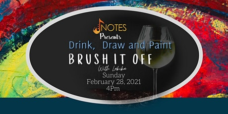 Drink Draw Paint tickets