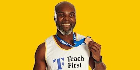 London Marathon 2021 - Join #TeamTeachFirst biglietti